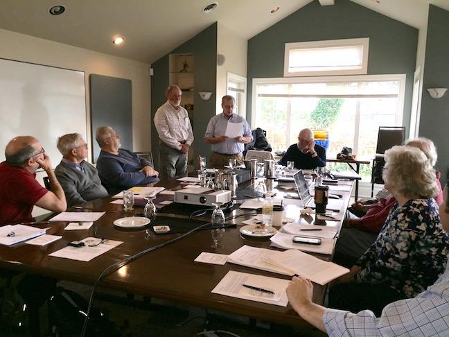 Ralph Eshelman award at 2017 USLHS Board Mtg JCC lores