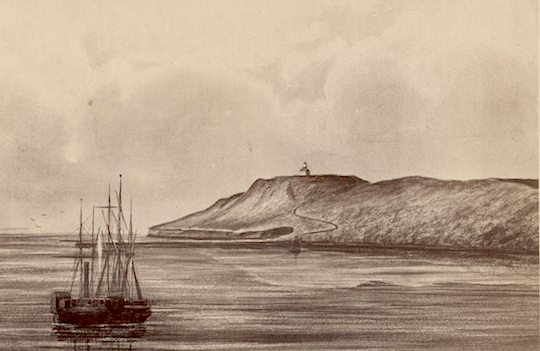 Point Loma CA 1859 print NA 26-LG-65-3-ac copy