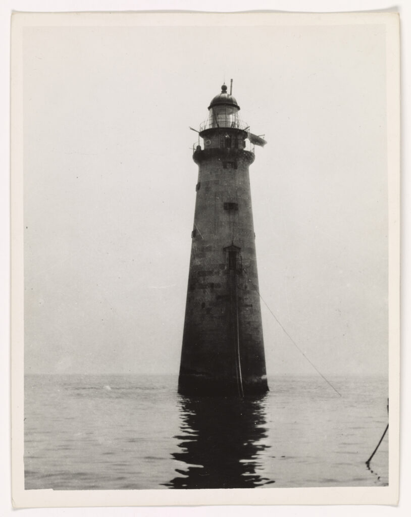Minot's Ledge Lighthouse